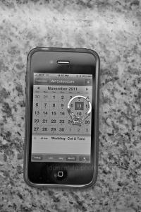 aliança casamento celular 2