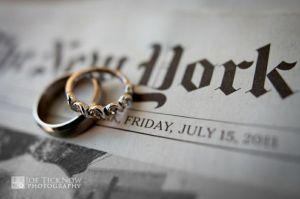 aliança casamento com o jornal da data2