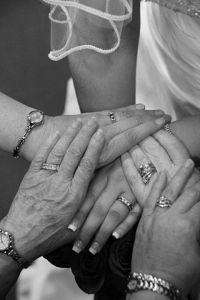 aliança casamento gerações