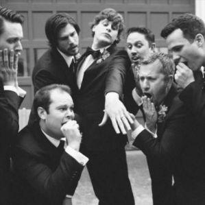 aliança casamento homens imitando mulheres
