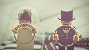 aliança casamento infancia