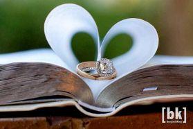 aliança casamento livro