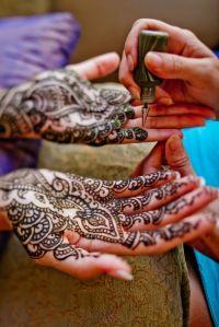 noiva indiana tatoo henna 2