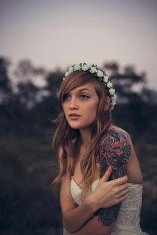 noiva tatoo braços 2
