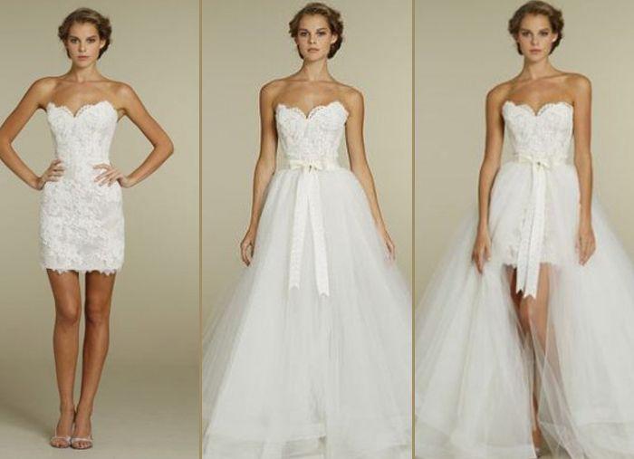 Usando 2 Vestidos De Noiva Vantagens E Desvantagens