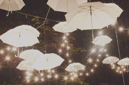 casamento chuva decoracao 1