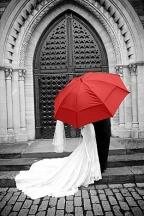 casamento guarda-chuva colorido 1