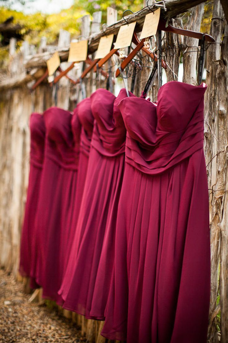 Casamento Marsala Madrinhas 4