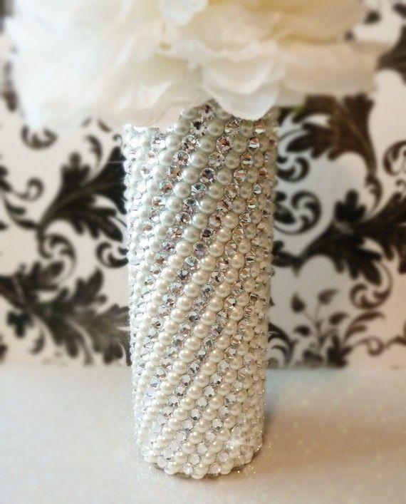 DIY: Buquê de Noiva com flores artificiais . (5/6)