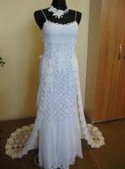 vestido de noiva croche 01