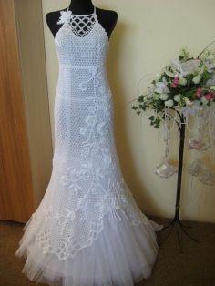 vestido de noiva croche 05