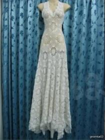 vestido de noiva croche 09
