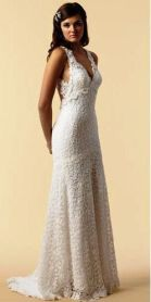 vestido de noiva croche 10