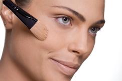 maquiagem rosto