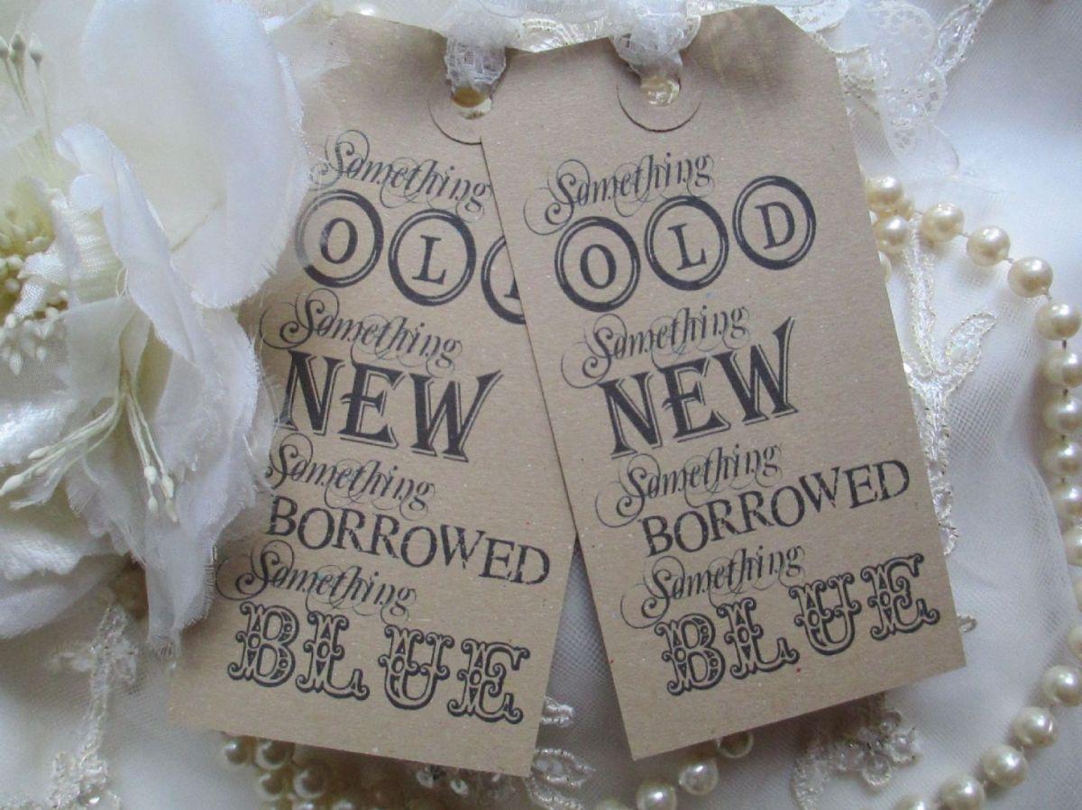 Tradições de Casamento: Algo velho, algo novo, algo emprestado e algo azul