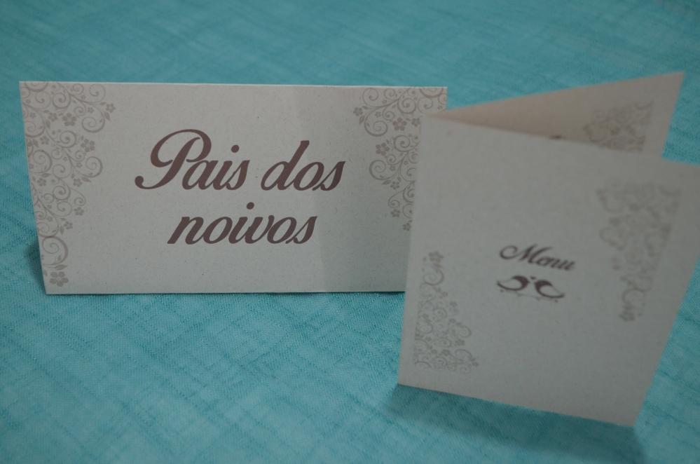DIY: Nossos itens de papelaria para o casamento . (6/6)