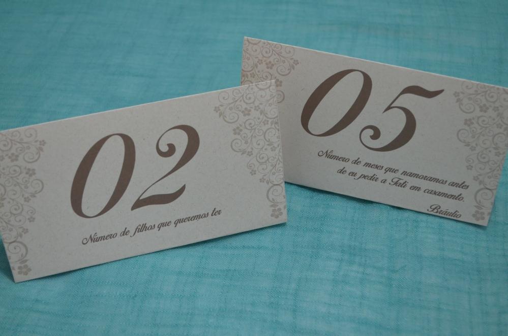 DIY: Nossos itens de papelaria para o casamento . (4/6)