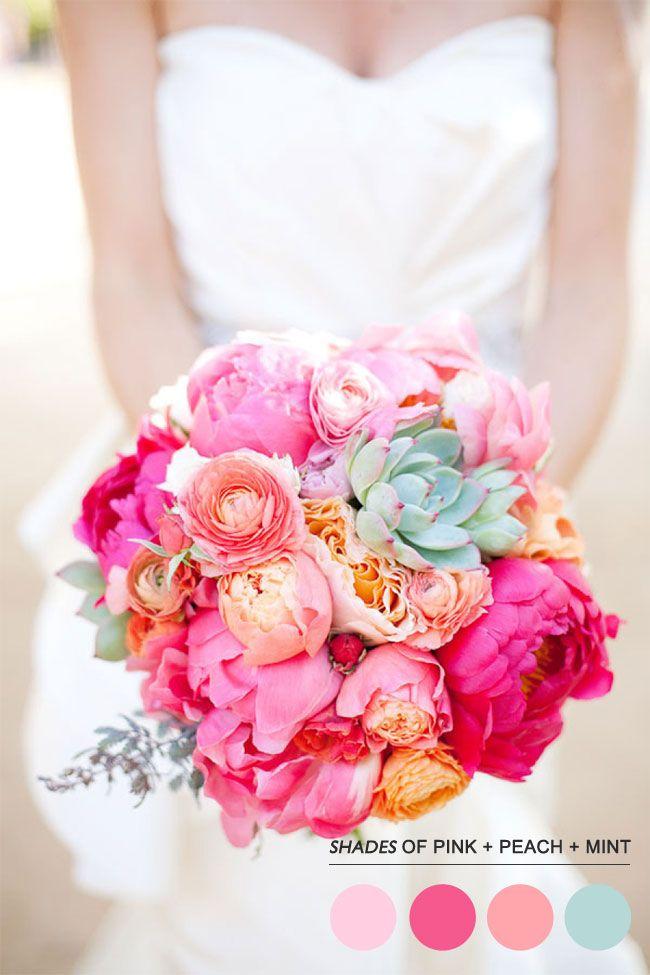 Verde, Aqua, Rosa e Pink   Paleta de Cores da Quinzena . (4/6)