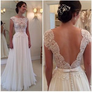 vestido de noiva para corpo triangular