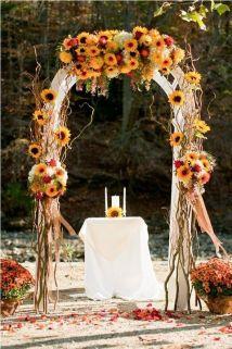 casamento_arco_portal_flores_cortina_laranja_02