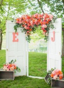 casamento_arco_portal_flores_cortina_rosa_laranja_salmao_demolicao_01