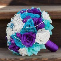 casamento_paleta-de-cores_azul-turquesa_roxo_teal_purple_peacock_bouquet_04