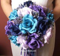 casamento_paleta-de-cores_azul-turquesa_roxo_teal_purple_peacock_bouquet_05