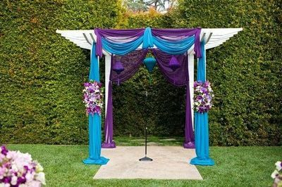 casamento_paleta-de-cores_azul-turquesa_roxo_teal_purple_peacock_decoracao_03