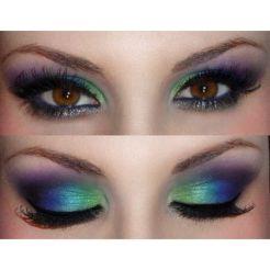 casamento_paleta-de-cores_azul-turquesa_roxo_teal_purple_peacock_makeup_01